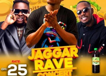 Datz Joins Medikal and Tulenkey To Turn Up Obuasi With Jaggar Rave Concert