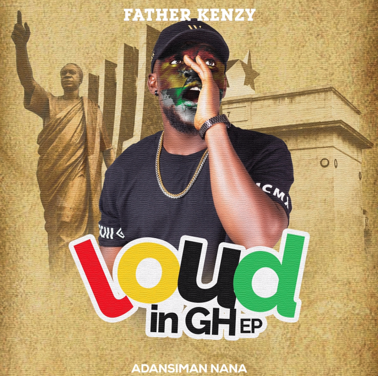 Fada Kenzy unveils release date & tracklist for incoming  EP; Loud In Gh